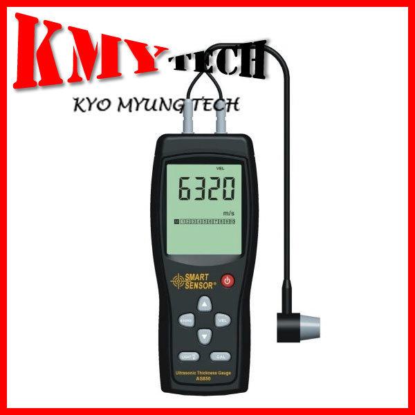 초음파 두께측정기 AS-850 철/비철 1.2~225.0mm측정 상품이미지