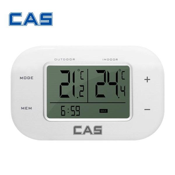 냉장고 온도계 내부 외부 동시 표시 시계 T014R 상품이미지