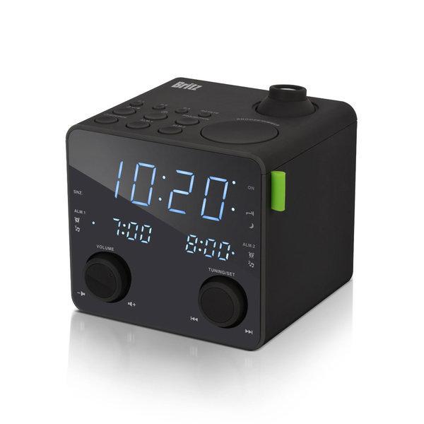 환상적 프로젝터 탁상시계 BZ-CR3747P 라디오 알람 상품이미지