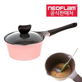 Neoflam/18cm/One Handle Pot/Saucepan/Pot Set/Mini Saucepan
