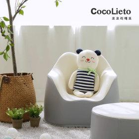 프리미엄 유아쇼파 1인용 - 클라우드 아기쇼파 의자