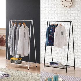 사다리 선반행거 / 옷걸이 수납 시스템 드레스룸
