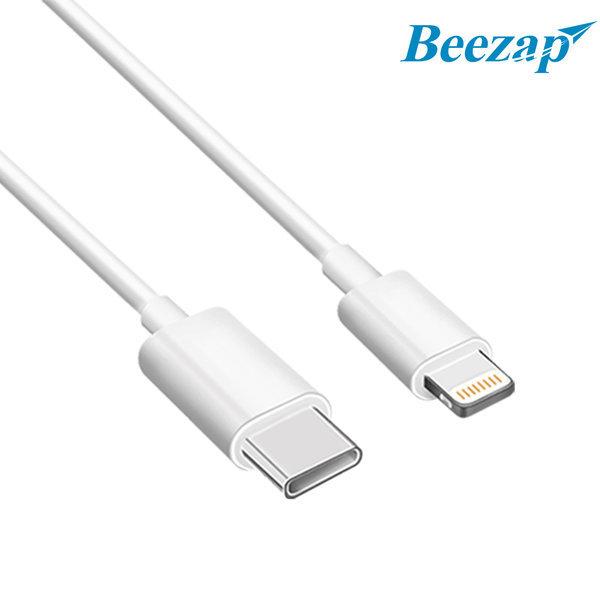 비잽 USB-C to 8핀 아이폰 케이블 BZCTO8 PD충전 상품이미지