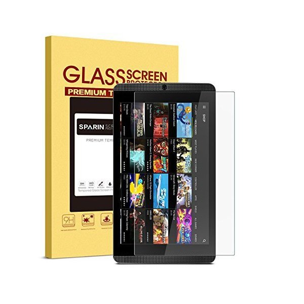 해외쇼핑/SPARIN NVIDIA Shield Tablet K1 Screen Protector for NVIDIA Shield Tablet K1 8 Inch   .3mm / 상품이미지