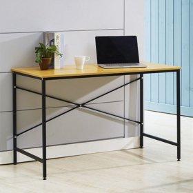 베이직입식테이블/책상/사무용/학생/컴퓨터/입식/원목