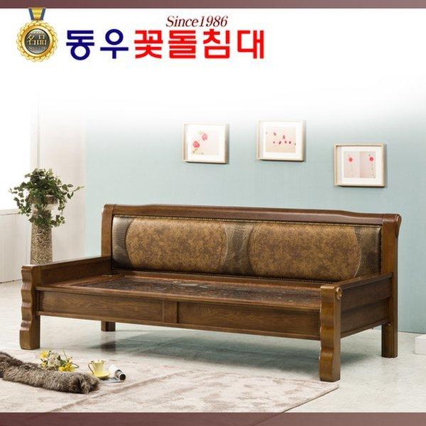 동우꽃돌침대 DWSF5001/돌소파/핑크맥반석/고급형 상품권증정 상품이미지