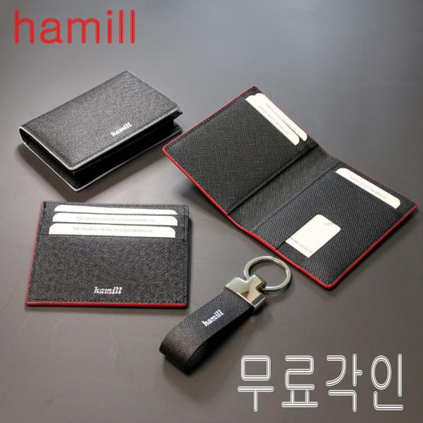 카드지갑무료이니셜명함지갑천연가죽 상품이미지