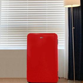 미니/소형냉장고 씽씽코리아 XR-76 레드 음료수냉장고