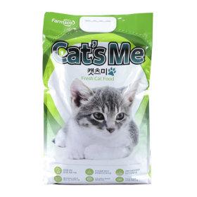 캣츠미 5kg 고양이사료 대용량 고양이밥 길고양이