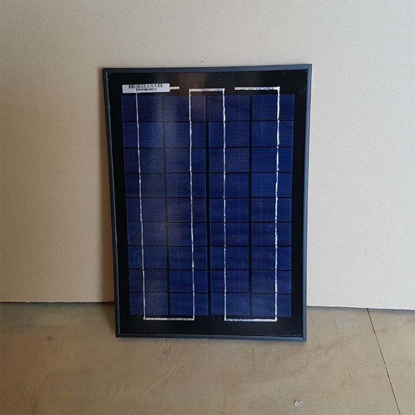 블랙칼라 10W 태양전지판 솔라패널 상품이미지