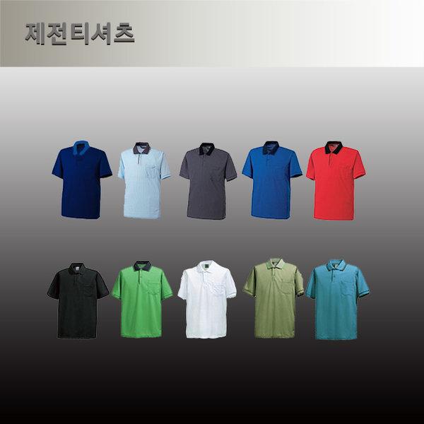 tii 긴팔 제전 티셔츠/제전티/정전기 방지 티셔츠 상품이미지