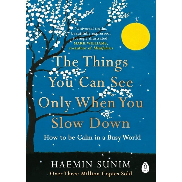 The Things You Can See Only When You Slow Down 상품이미지