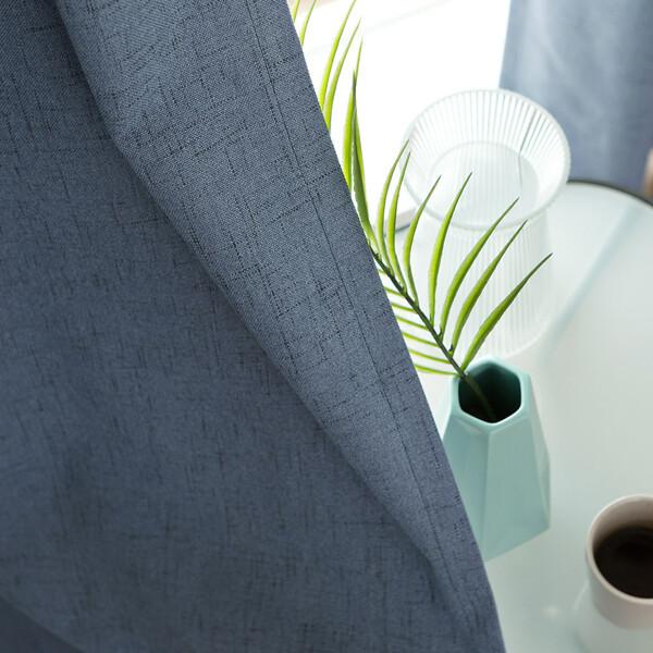 (현대Hmall)까르데코 어슈어블랙아웃 창문100%암막커튼2장 상품이미지