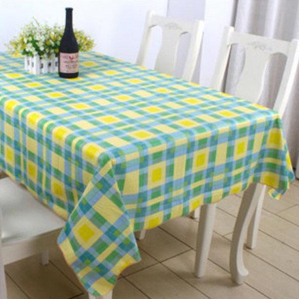 4-8인용 방수 식탁보 사각 테이블보 식탁매트 캠핑 상품이미지