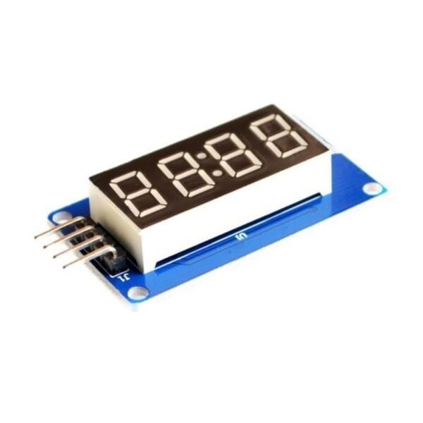 TM1637 LED7세그먼트 모듈 4자리 숫자표시 아두이노 상품이미지