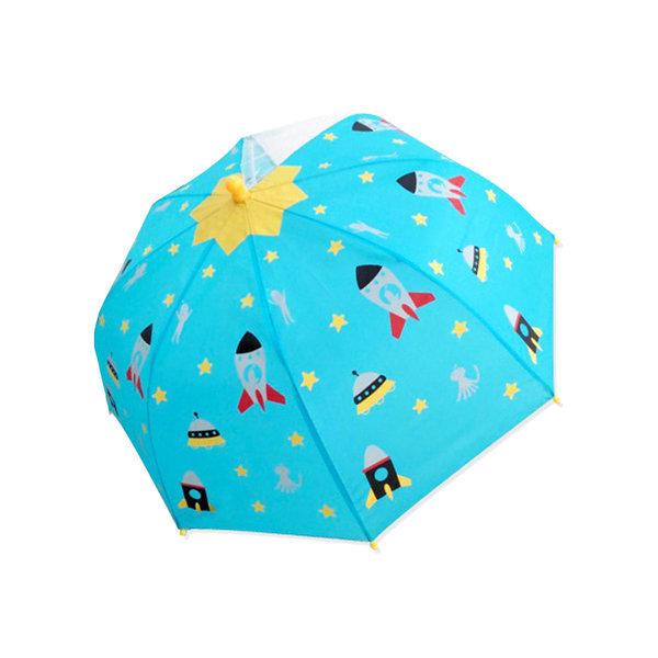 3D 입체아동캐릭터우산 로켓/어린이우산/아동우산 상품이미지