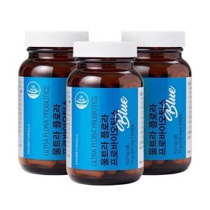 [에스더포뮬러][NEW]업그레이드 여에스더 유산균 프로바이오틱스블루 3병 6개월