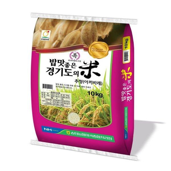 송탄농협 밥맛좋은경기추청미 10KG 포 상품이미지