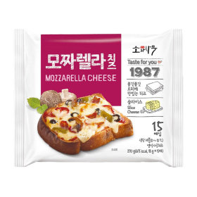(1+1)동원소와나무_고소한모짜렐라치즈_270G