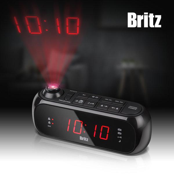 특가 브리츠 BA-GY20 프로젝션 디지털 시계/라디오 상품이미지