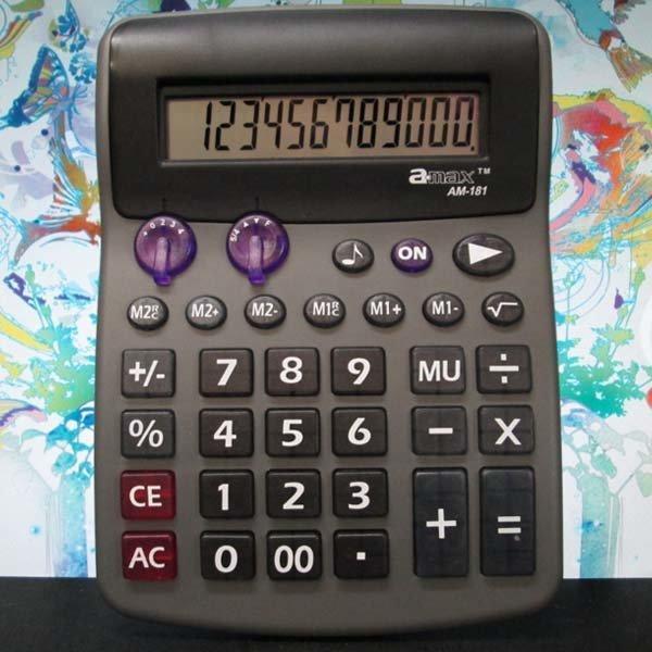 C156/계산기/전자계산기/12자리/대형계산기 상품이미지