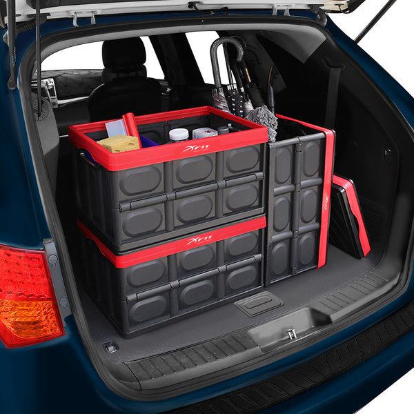 접이식 자동차 트렁크정리함 차량용수납함 하드케이스L 상품이미지