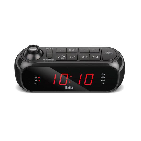 프로젝터 탁상시계 BA-GY20 라디오 알람시계 상품이미지