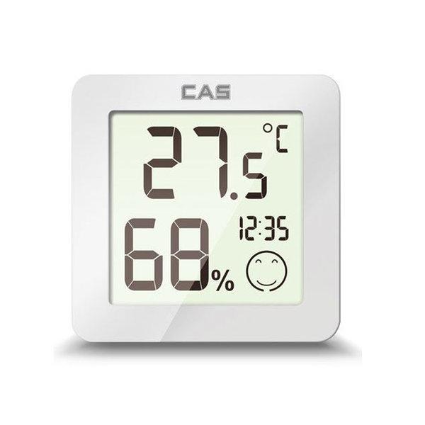 카스(CAS)디지털 온습도계 T023/다기능 온습도계/슬림 상품이미지
