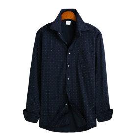Basic/Dot/Pattern/Shirts/MSH-525