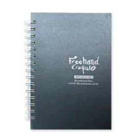 삼성 고급 크로키북 A5 80장/수채화/디자인/크로키/연필/물감/색연필/붓/드로잉