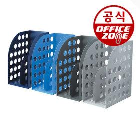 카파맥스 메가화일박스 K06054 회색 서류 책꽂이