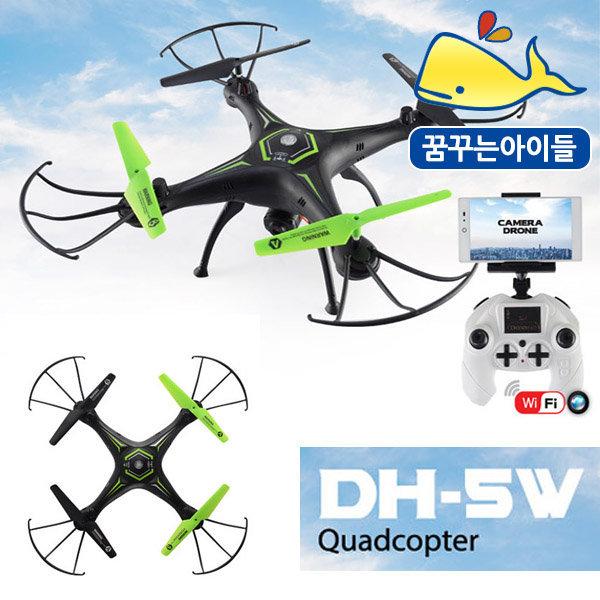 DH-5W 드론 무선조종 쿼드콥터 와이파이 드론 상품이미지