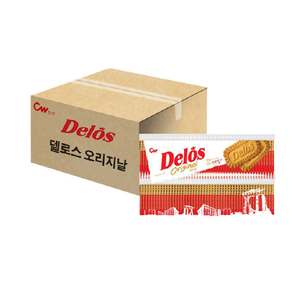 델로스오리지날630g 1박스(5봉지) 상품이미지