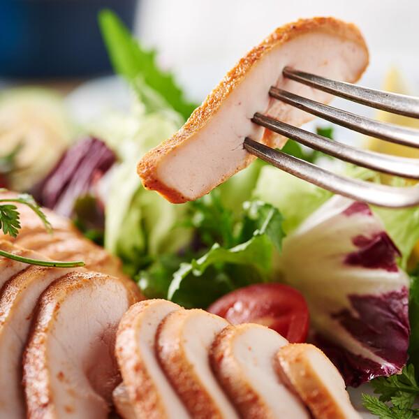(현대Hmall) 굽네  슬라이스 되어 간편한 훈제 닭가슴살 2종 10팩 골라담기 (오리지널/스파이시) 상품이미지