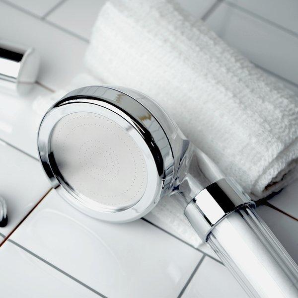 (바스템) 클리어 필터 샤워기 + 필터4개 SET 상품이미지