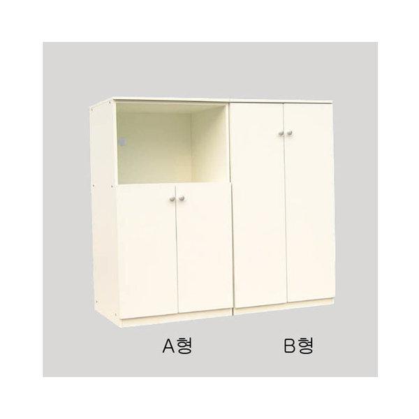 해피씽크 키 큰장 주방수납장 씽크대 대용량수납장 상품이미지