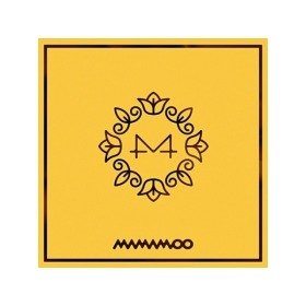 Mamamoo - Yellow Flower / 6th Mini Album / Mar 8