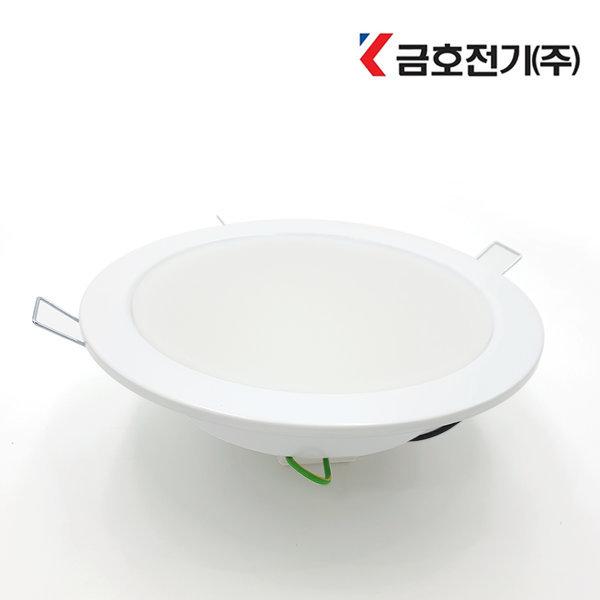 금호전기 (LED다운라이트 15w) 현관등 매입등 LED조명 상품이미지
