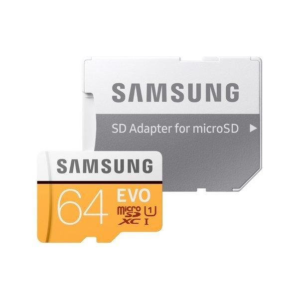신형정품 마이크로 SD카드 EVO 64GB U3 4k 메모리카드 상품이미지