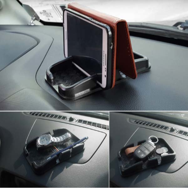 자동차용 스마트폰 거치대 전기종 사용 휴대폰 논슬립 상품이미지