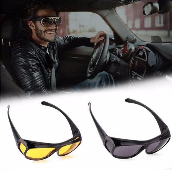 야간 주간 운전안경 눈부심 난반사 방지 HD 선글라스 상품이미지