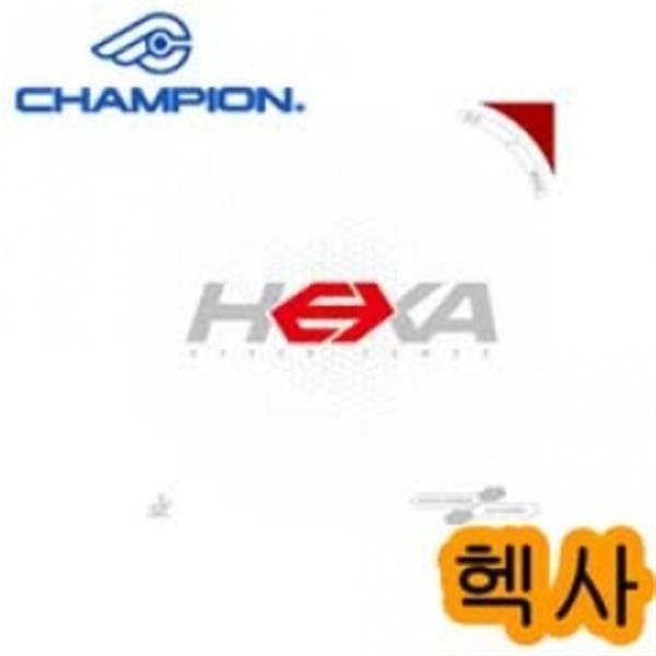 챔피온 - 헥사 러버 탁구라켓 라바 상품이미지