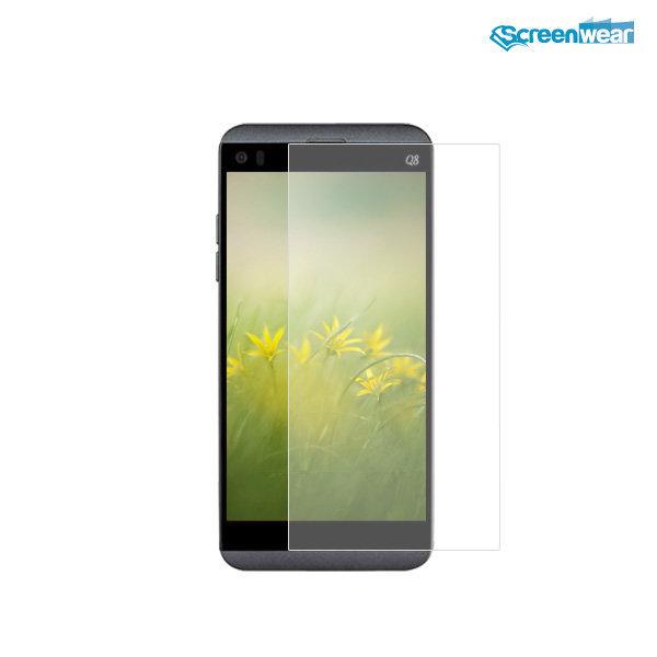 LG Q8 고투명 액정보호 필름 1+1 상품이미지