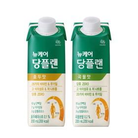 뉴케어 당플랜(당뇨식) 200ml x 30팩 /환자식 당뇨환자