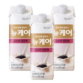 뉴케어 고소한 검은깨맛 200ml x 30팩 환자 균형영양식