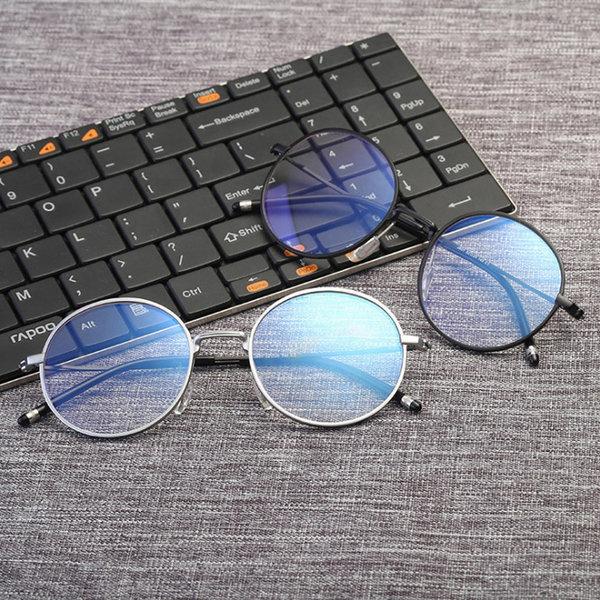 시력보호안경 전자파 블루라이트 차단 라식 라색 안경 상품이미지