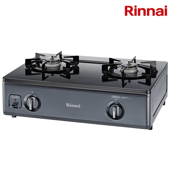 (현대Hmall) 자동불꽃조절  린나이 스마트플러스센서 2구 가스렌지 RTR-R1001 상품이미지