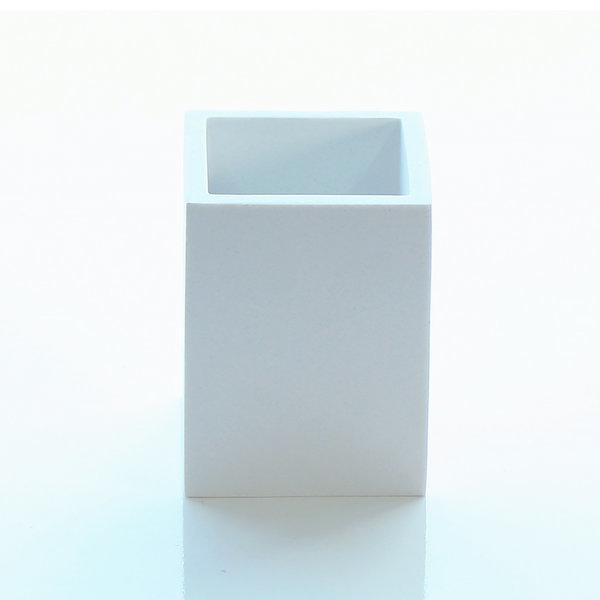 샌드스톤 사각 칫솔꽂이 (욕실용품 칫솔통) 상품이미지