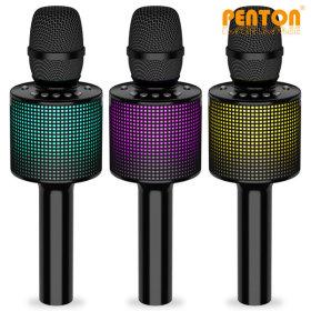 펜톤 Penton TWS듀엣노래방 LED블루투스마이크/스피커