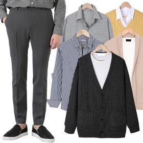 G남성셔츠/기모셔츠/단군양털/체크남방/겨울남방